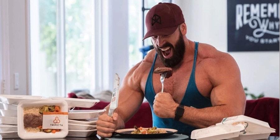 Подходящи храни за натрупване на мускулна маса