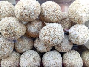 Кокосови ореховки - рецепта