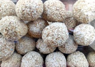 Кокосови ореховки – рецепта