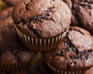 Протеинов мъфин с шоколад