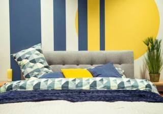Интересни и различни цветове за спалнята